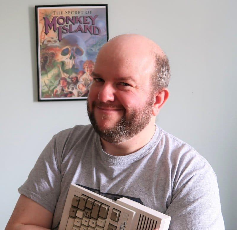 Ian Griffiths - Amiga Addict magazine